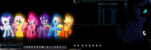 Desktop - July 31,2012 by AngelTheCatgirl