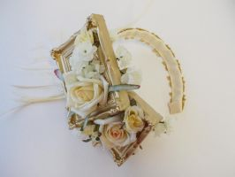 Romantic Frame Hair Accessory by sweetmildred