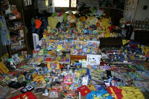 Whole Pokemon Collection_part 2 by Koji45
