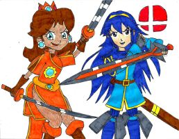 Daisy and Lucina ( Completed ) by Ramos64