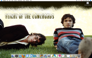 BAHAHA FLIGHT OF THE CONCHORDS by ruthey
