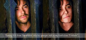 Why, Dariah? (Fireborn, a Hobbit fanfiction) by AOnceToldStory