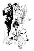 THE MISSED LUPIN by FedericoMemola