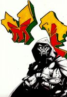 MF-DOOM by mf-jeff