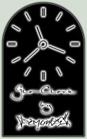 Glo-Clock by 666de666