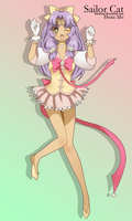 Sailor cat by Betachan
