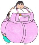 Fat Rei Hino by Dimensional-Expander