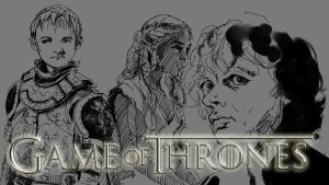 What I Learned from Game of Thrones by HowlSeage