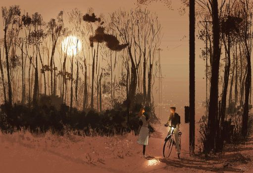 I guess this is good night... by PascalCampion