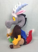 Discord plush 2.0 by FireflyFarm