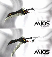 Warframe - The Mios has been announced! by RedSkittlez-DA