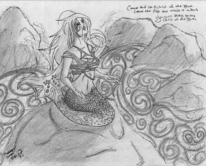 Mythology: Siren