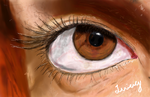 The Eye by Suiag