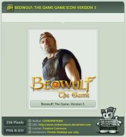 Beowulf: The Game Icon v3 by CODEONETEAM