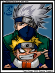 Kakashi to Naruto by teamsugoi1
