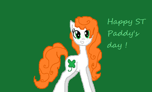 Happy ST Paddy's day ! by Fmaluver01