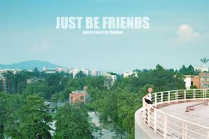 Just Be Friends I by WinryDeeDee
