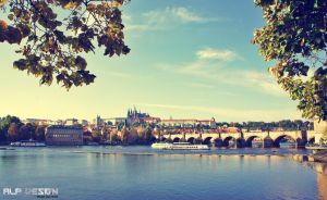 Prague bridge :) by Alp-design