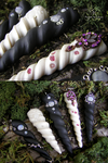 Unicorn Horns by RachaelsWireGarden