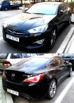 Black Genesis Coupe by toyonda