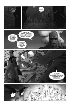 The Cowboy and the Goliath, book one -3 by Doofball3