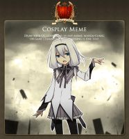 Celie in Cosplay Meme 3 by winnietehpoohie