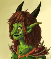 Nor the Orc by SqueakyE