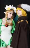 Odin Sphere - Princess and the Frog by YumiKoyuki
