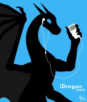 iDragon -2007 by CanineHybrid