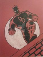 DareDevil by TonyMiello