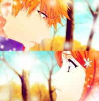 Ichihime-Miradas by desireehime
