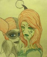 Harley and Ivy by TheIvoryPrincess