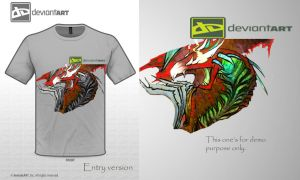 Mythical creatures 5 color rule :) by father12345
