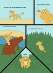 Lion King Alternative 019 by GreatMarta