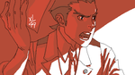 Apollo Justice: HOLD IT by axl99