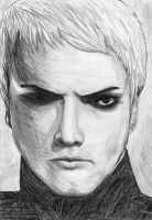 Comission:Gerard Way by curs