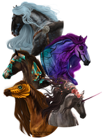 Headers! by THE-WEATHERED-RAVEN