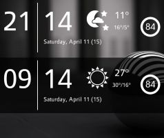 SiMi Widget V2 for xwidget by jimking