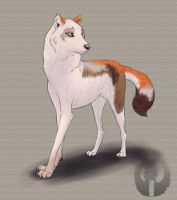 white wolf comparisons, part 2 by SnowySMT