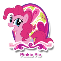 Pinkie Pie by Airanwolf