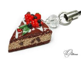 Berries in chocolate 4 by OrionaJewelry