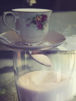 Time for tea . . by Distant-Dreamer