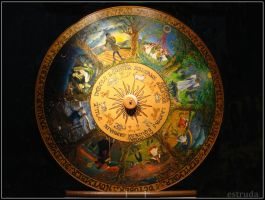 pagan wheel of the year by Estruda