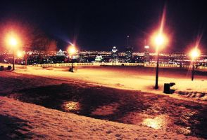 montreal Mount Royal by 1darkstar1