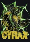 Cyrax from Mortal Kombat by secondsOfAutumn