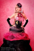 Megurine Luka by DiamondRebellion