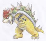 -Bowser by kanineious
