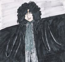 Lord of Nightmares: Jimmy Page by Kisaki-Shattoriboshi