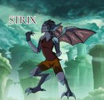 Strix by World-of-Atmos