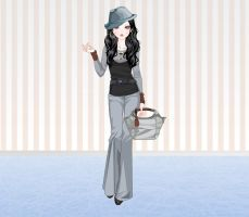 Lady Like Fashion by Brandee-Ssj-Doll